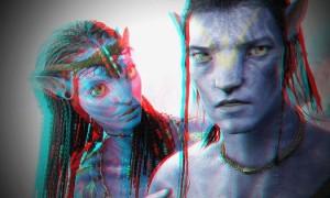 Кадр из 3D-фильма «Аватар»